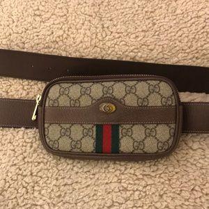 cb2eee81b Gucci Bags | Ophidia Gg Supreme Belt Bag Fanny Pack | Poshmark